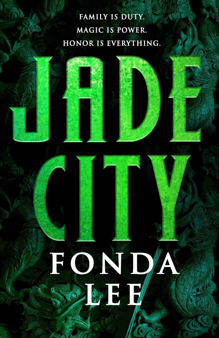 מועדון הקריאה מפגש 40: Jade City – פונדה לי