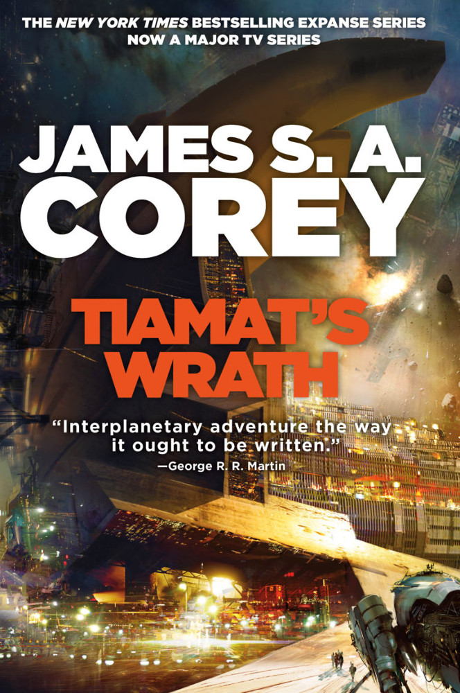 המדף הז'אנרי: Tiamat's Wrath – ג'יימס ס. א. קורי