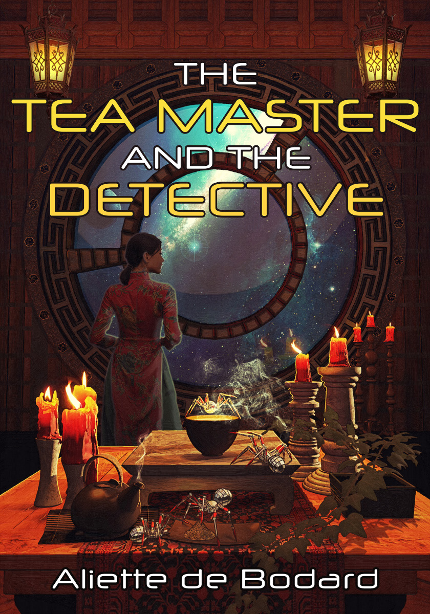 המדף הז'אנרי: The Tea Master and the Detective  – אלייט דה בודארד
