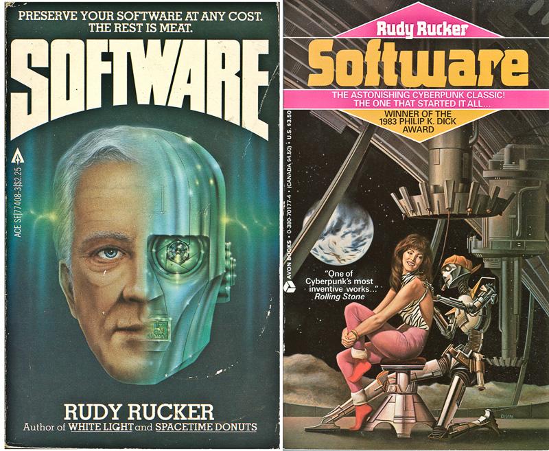 המדף הז'אנרי: Software – רודי רוקר