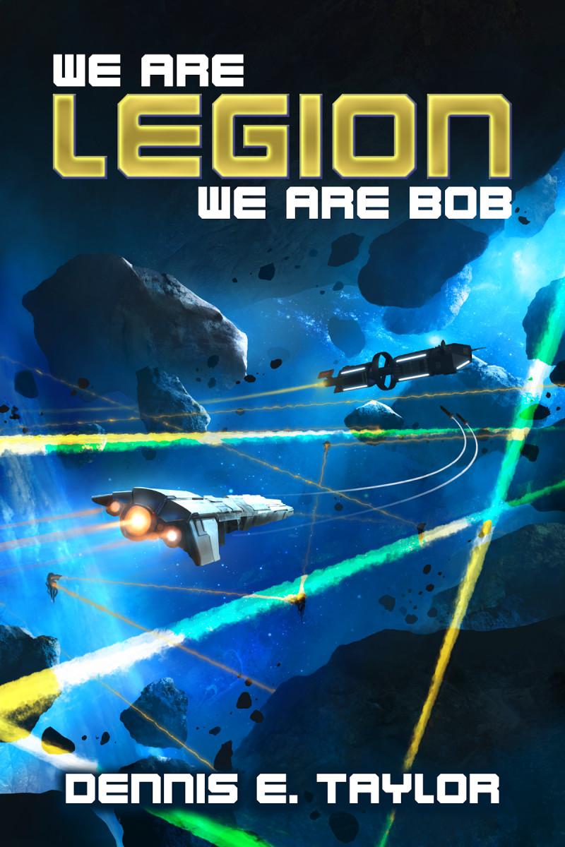 המדף הז'אנרי: We Are Legion, we are Bob – דניס אי. טיילור (בוביוורס #1)