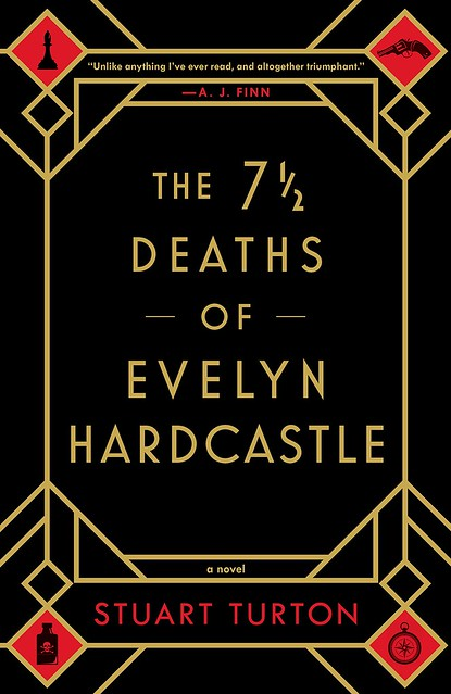 Evelyn Hardcastle  Book Cover