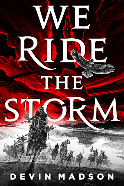 המדף הז'אנרי:  We Ride the Storm  – דווין מדסון