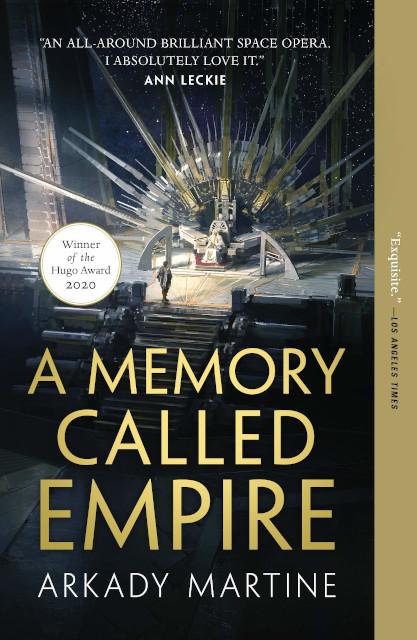 המדף הז'אנרי:  A Memory Called Empire – ארקדי מרטין